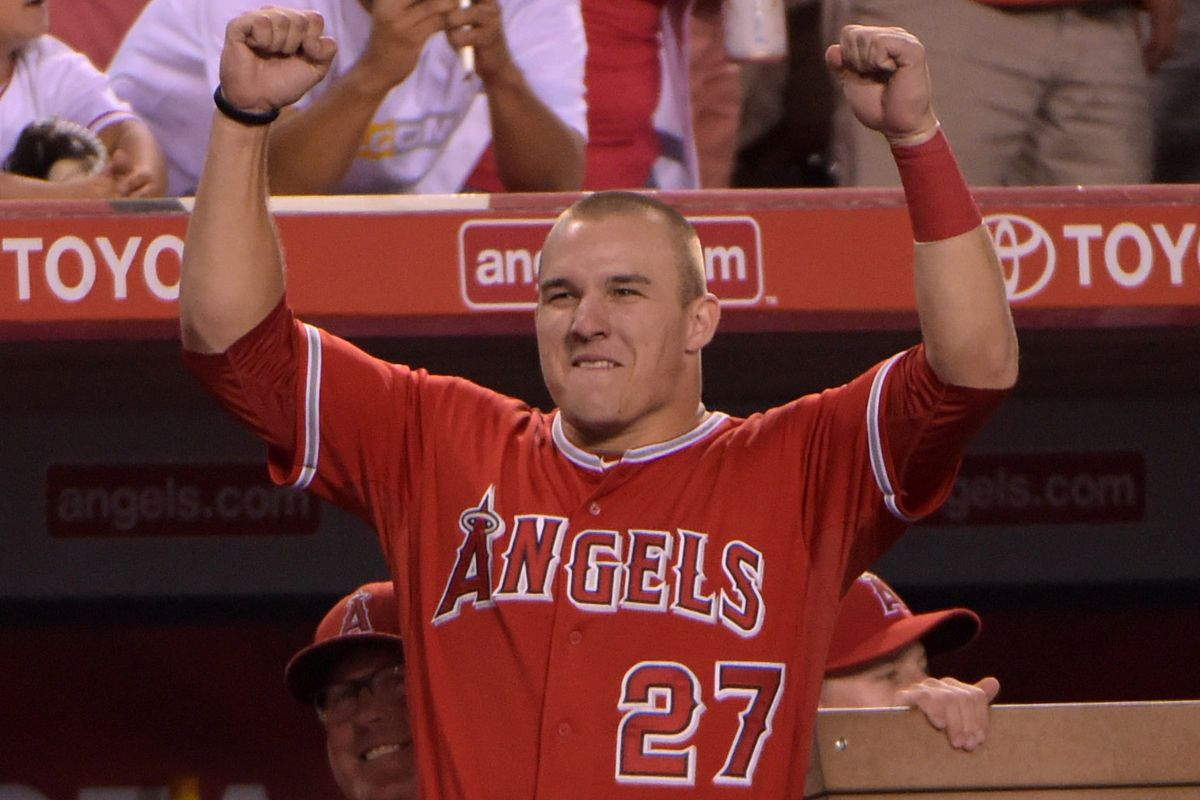 Tomorrow is Trout Day, the 27th. One more reason to be celebrating the holidays.