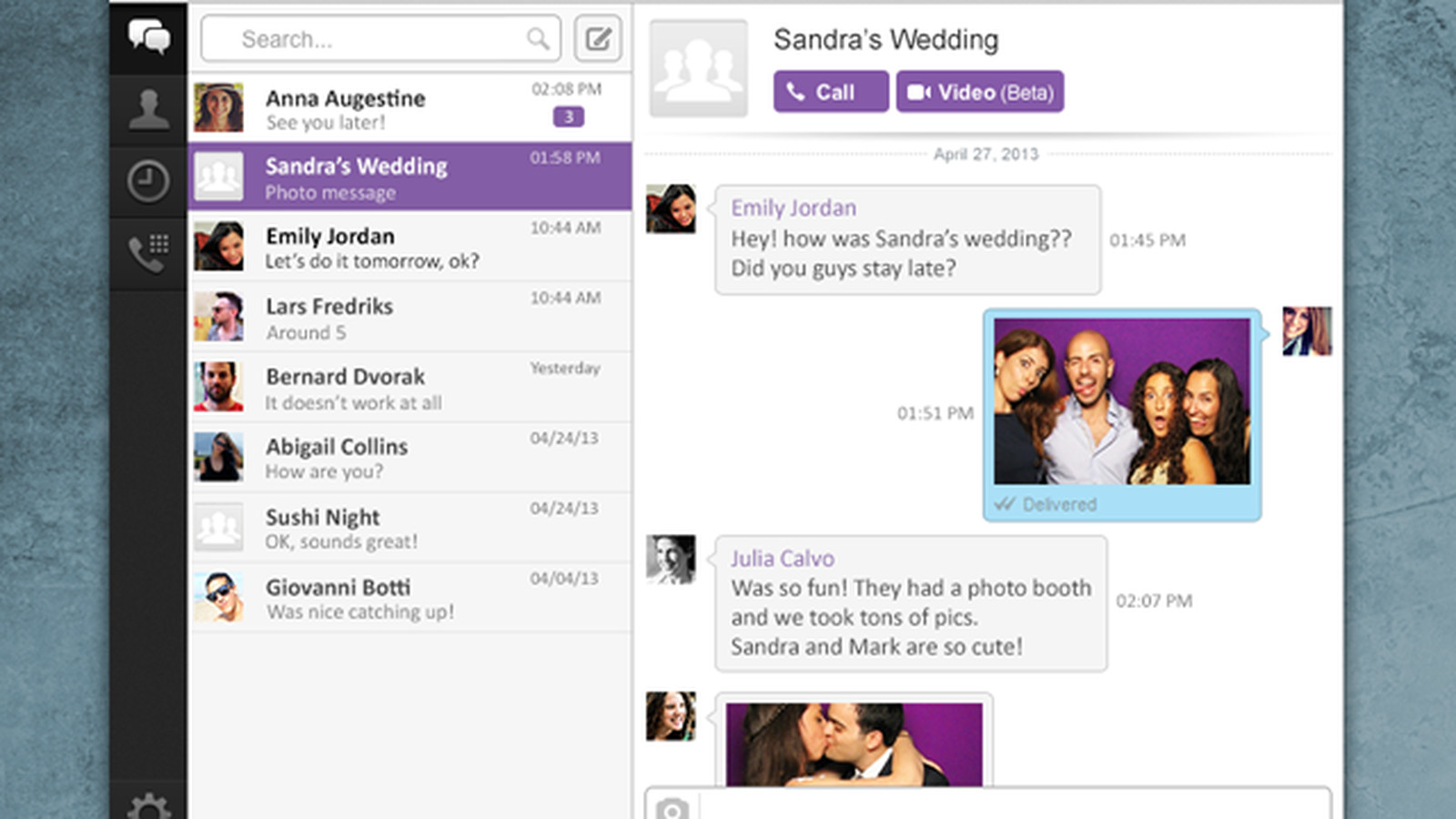 Viber expands to PC and Mac as competitors preach 'mobile only