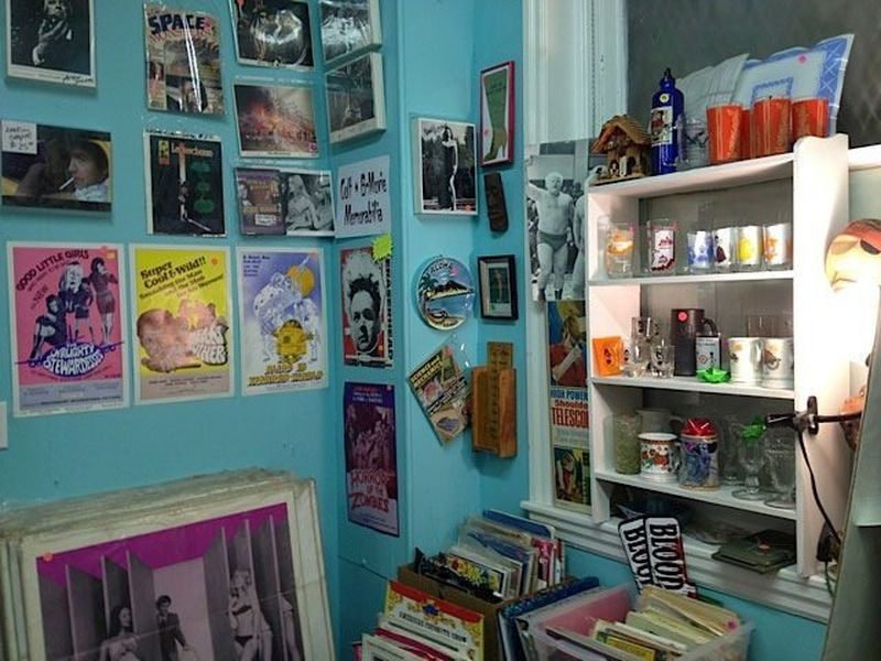 This queen village bazaar is what nightmares are made of for Tattoo nightmares shop location