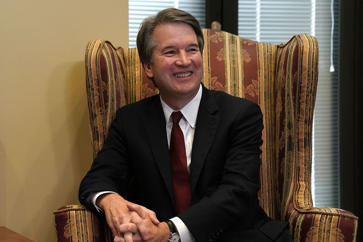 Supreme Court Nominee Judge Brett Kavanaugh Meets With Lawmakers On Capitol HIll
