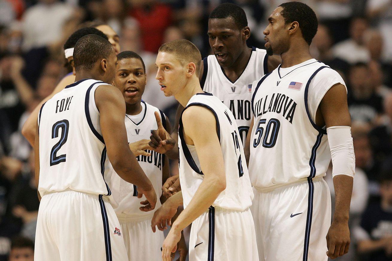 highlight video 2005 villanova wildcats basketball