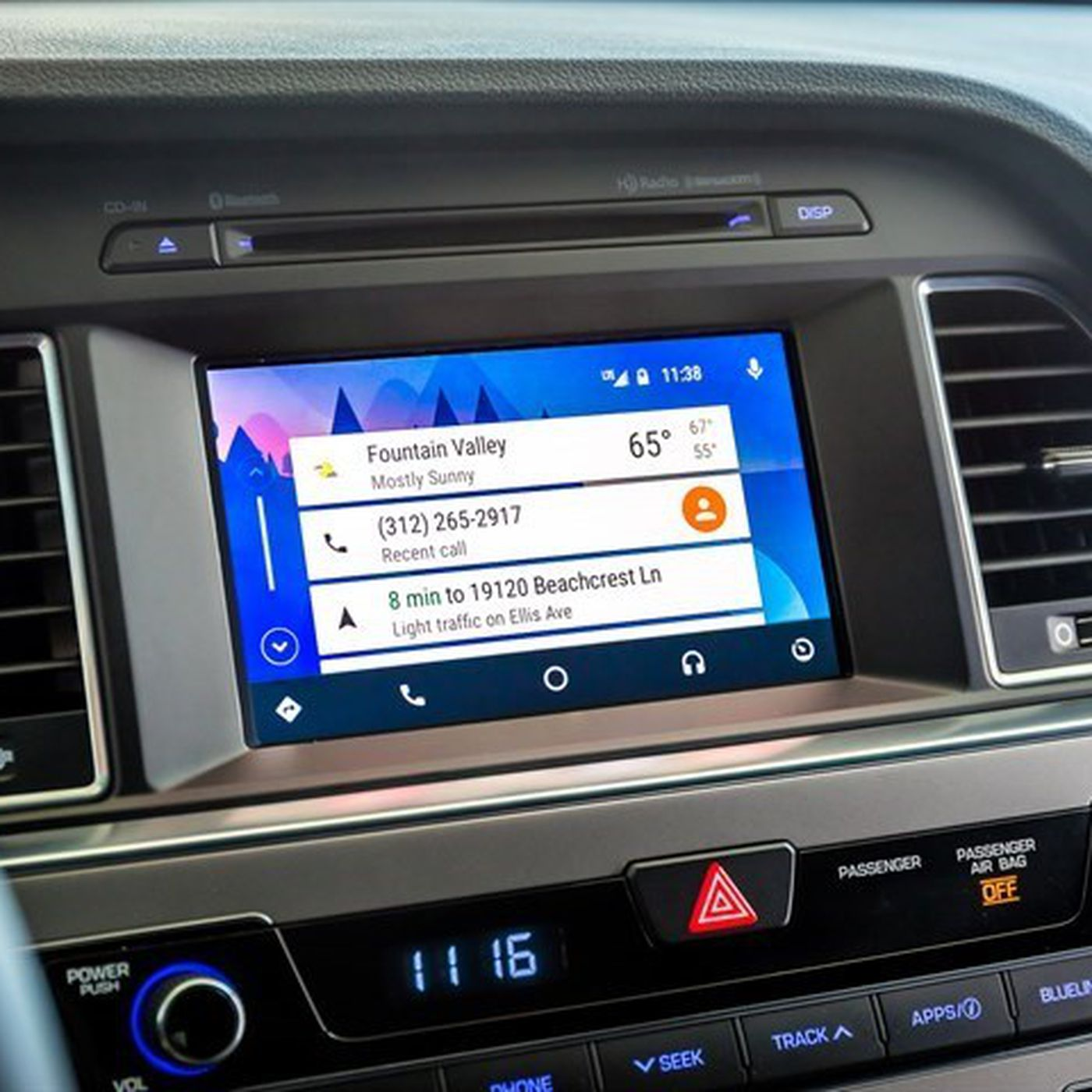 Hyundai Models Are Getting Android Auto And Carplay With A Diy Update