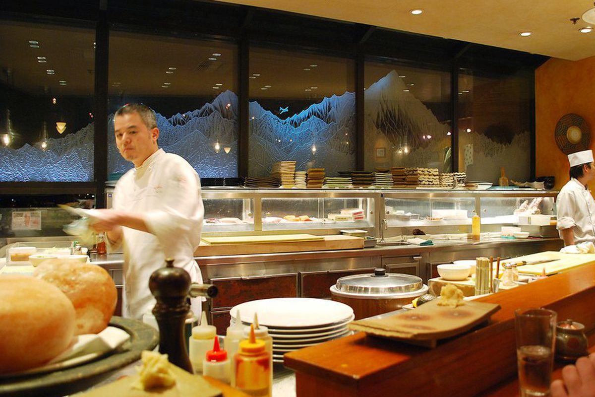Restaurant owner who served endangered whale gets off easy for Cuisine 670 lothrop detroit