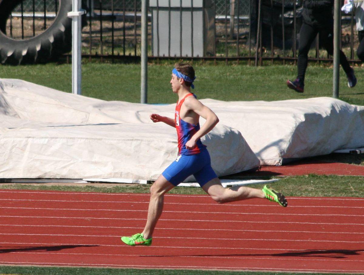 Greg Arther run
