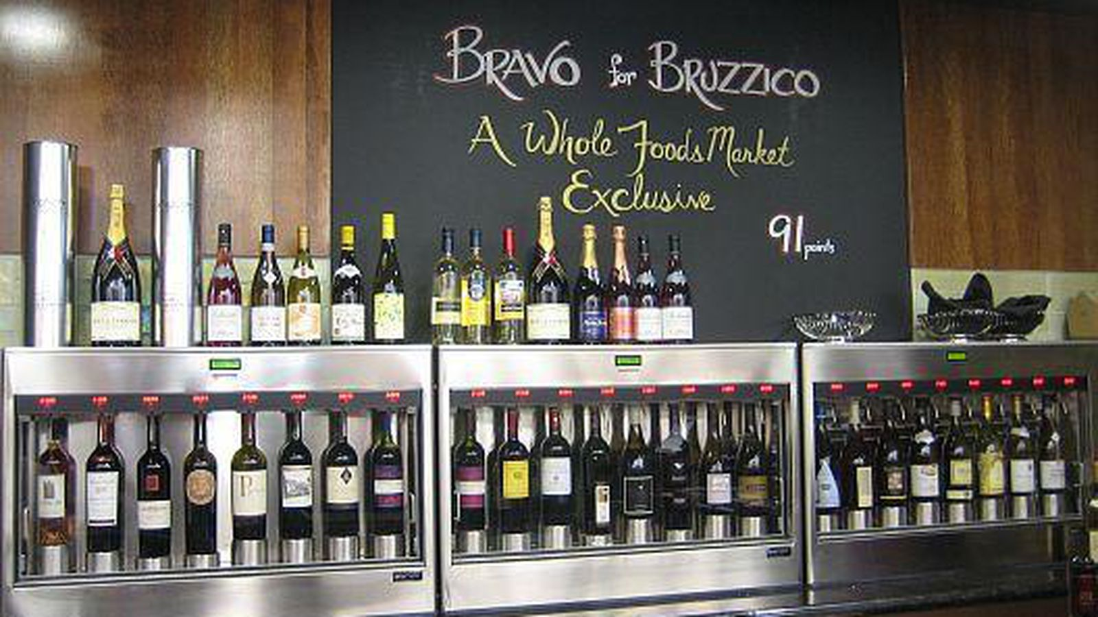 Whole Foods Wine Tasting Chicago