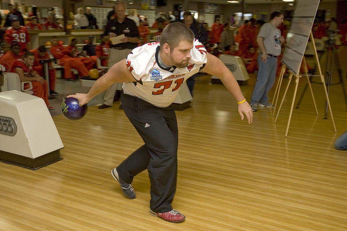 "Remember when NIU went bowling last year? (via <a href=""http://www.flickr.com/photos/46361009@N07/5266131211/"">Flickr</a>)"