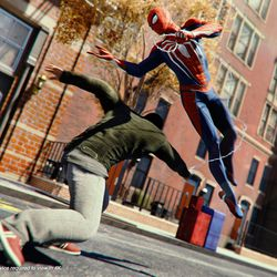Spider-Man PS4 preview: Mary Jane Watson is a great playable