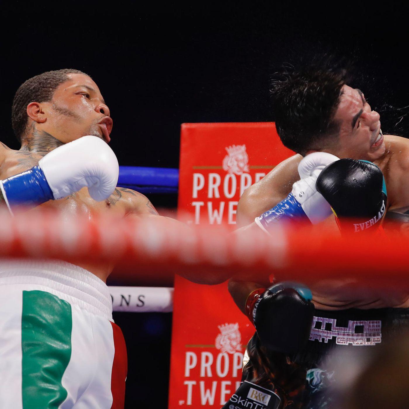Gervonta Davis viciously knocks out Leo Santa Cruz in six - Bad Left Hook