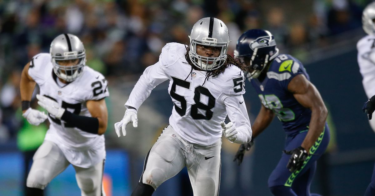 Former Raiders LB Neiron Ball fights for his life after ...