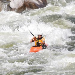 Mary C. Neal, a Wyoming surgeon, has a more spiritual view of life after a near-death experience following an accident while kayaking in 1999.