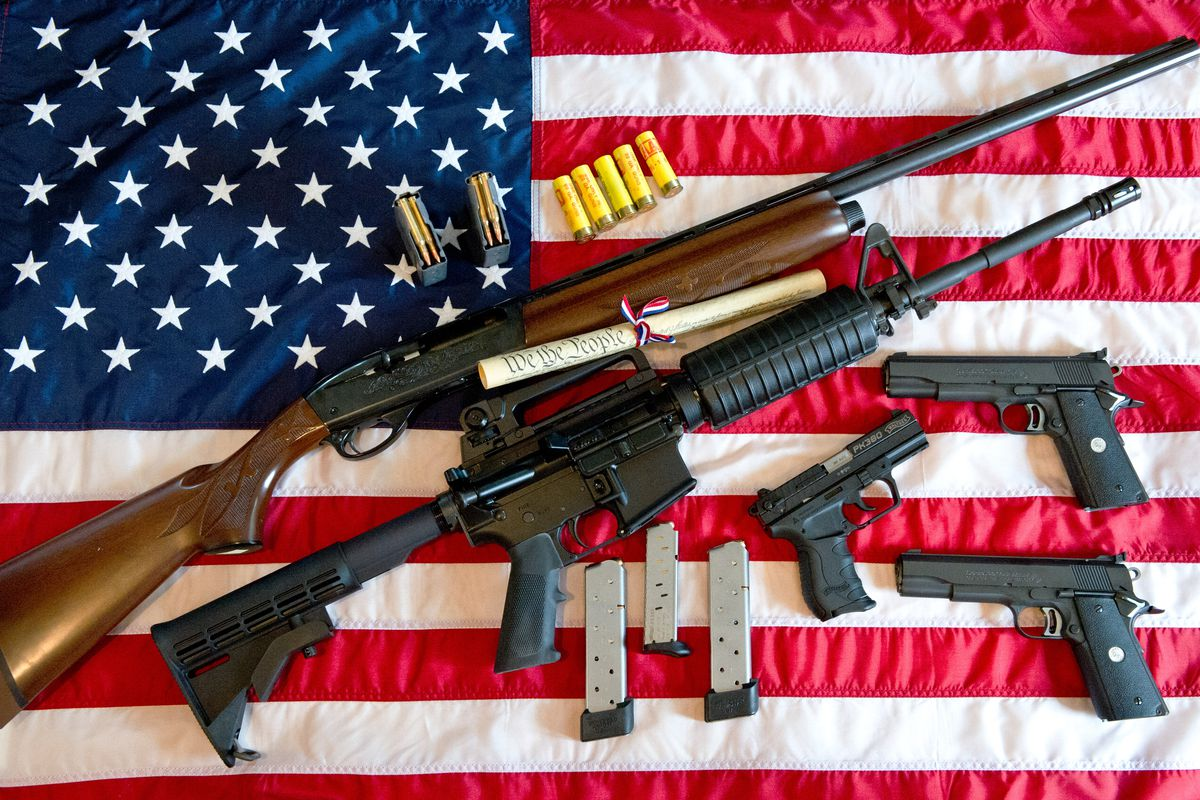 america is one of 6 countries that make up half of global gun deaths