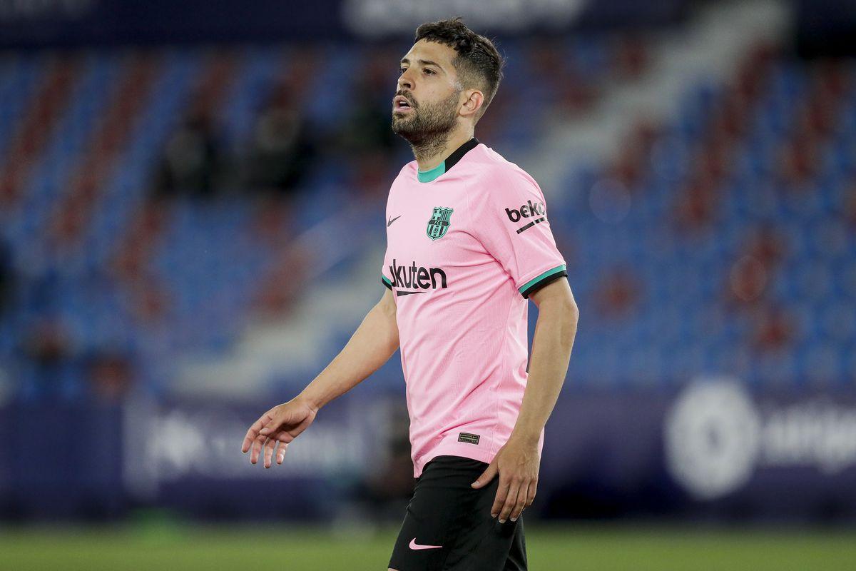 Levante v FC Barcelona - La Liga Santander