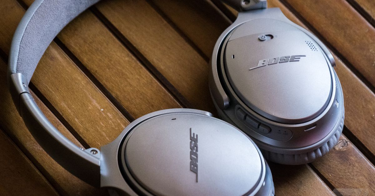 Bose headphones and Apple iPhone accessories are on sale today