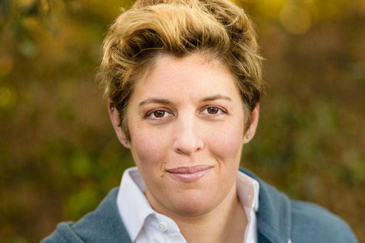 """The Opposite of Hate"" author Sally Kohn"