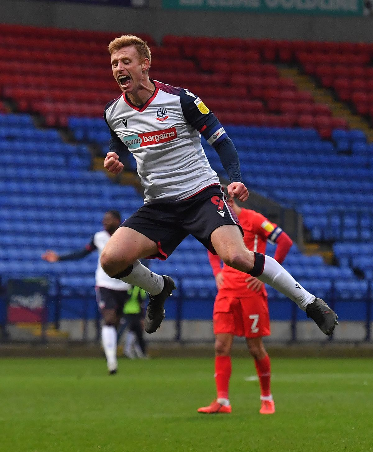 Bolton Wanderers v Leyton Orient - Sky Bet League Two