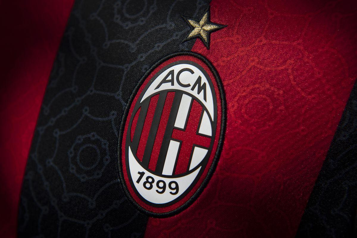 The AC Milan Home Shirt