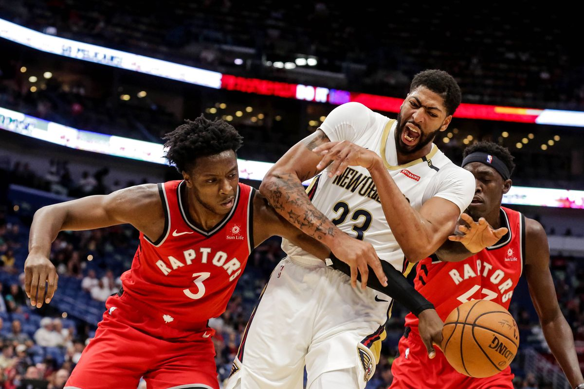 Toronto Raptors exercise team options on contracts of Pascal Siakam and OG Anunoby