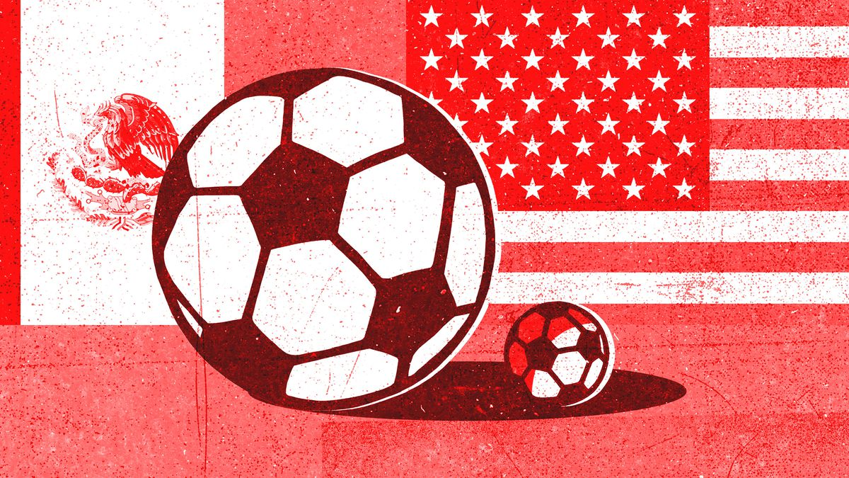 The United States Is Home To 36 3 Million Mexicans And Mexican Americans So Plenty Of Young Footballers Have The Ability To Play For Both Countries