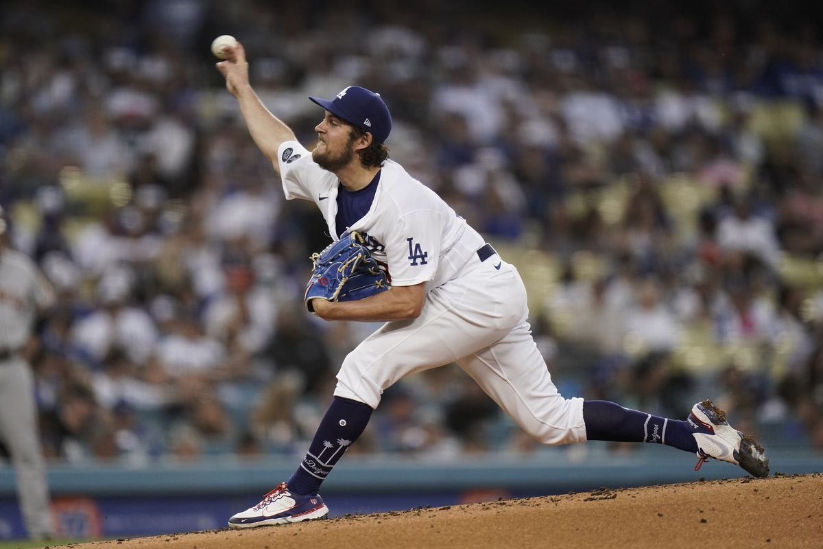 Los Angeles Dodgers pitcher Trevor Bauer appeared in court Friday to fight the extension of a protective order sought by a woman who says he choked her to the point where she lost consciousness and punched her during two sexual encounters earlier this year.