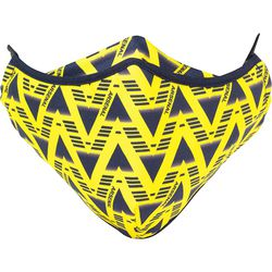 """<a class=""""ql-link"""" href=""""https://arsenaldirect.arsenal.com/Gifts/Bruised-Banana/Arsenal-Bruised-Banana-Face-Cover/p/N03816"""" target=""""_blank"""">Bruised Banana Mask</a>. Bruised banana item #2. Perfect for ANY Gooner. Wear your masks people, the end of all this is in sight. From Arsenal.com."""