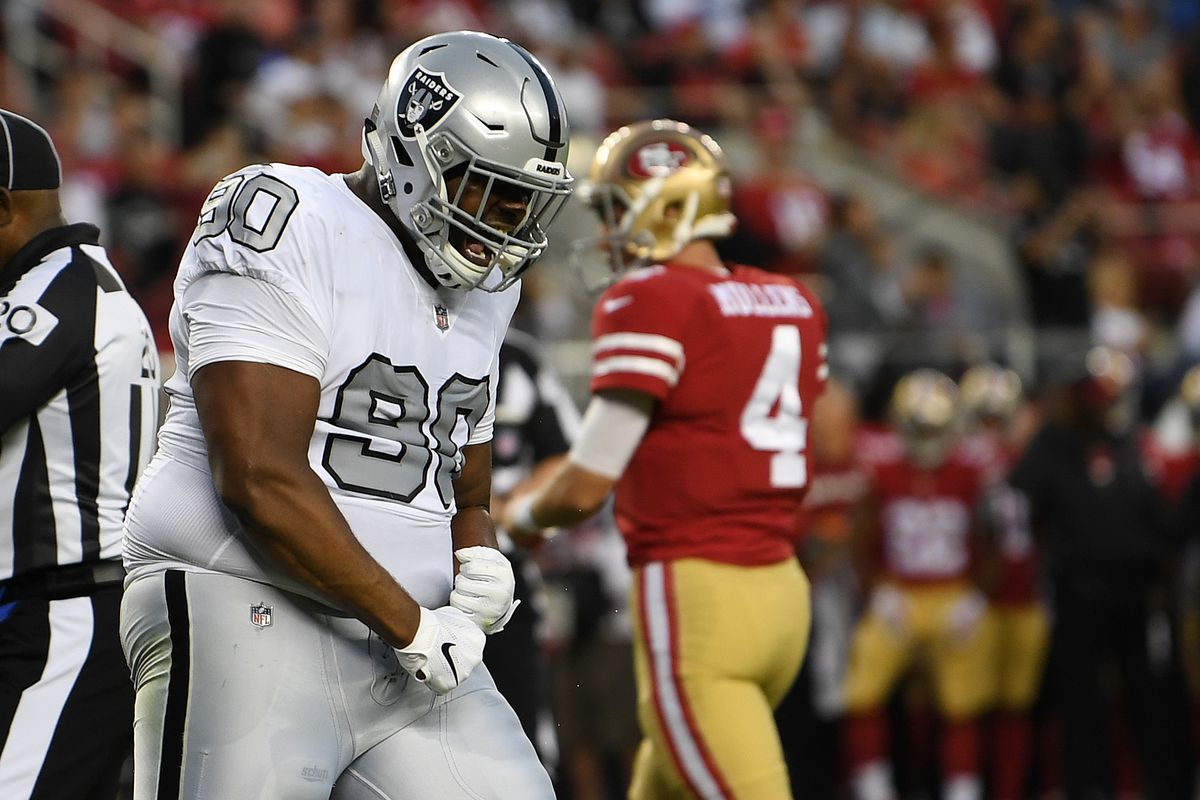 c868c276 Raiders News 8/2: Raiders DT Johnathan Hankins candidate for 'most ...