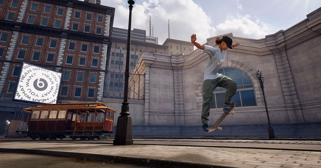 Why Tony Hawk's Pro Skater 1 + 2 is my game of the year