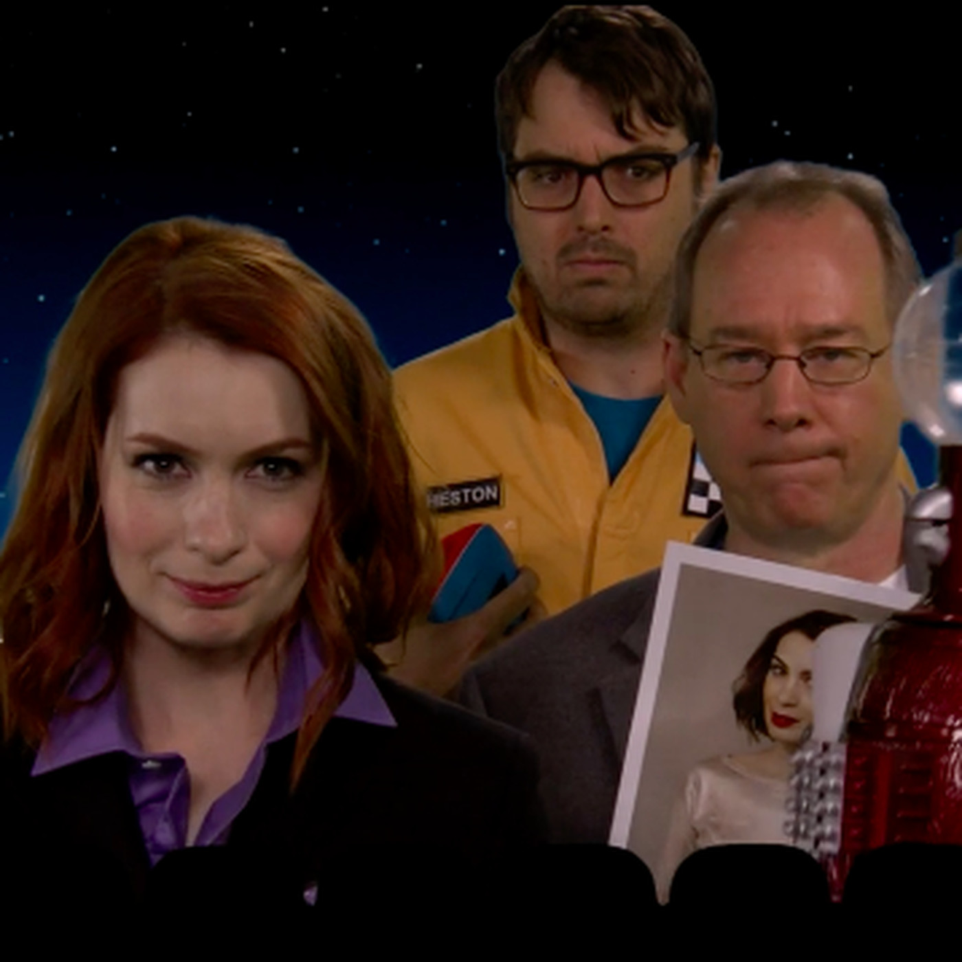 Felicia Day Joins Mystery Science Theater 3000 Revival Cast Polygon
