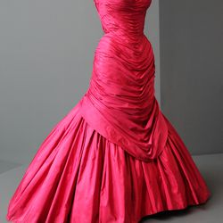 The Charles James Tree ball gown