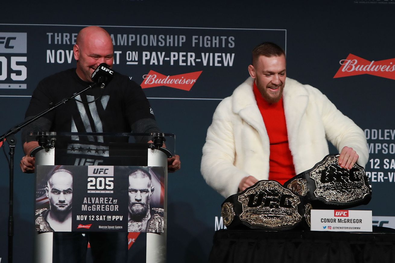 community news, Dana White: Conor McGregor is an amazing unicorn, wants to fight Khabib Nurmagomedov in Russia