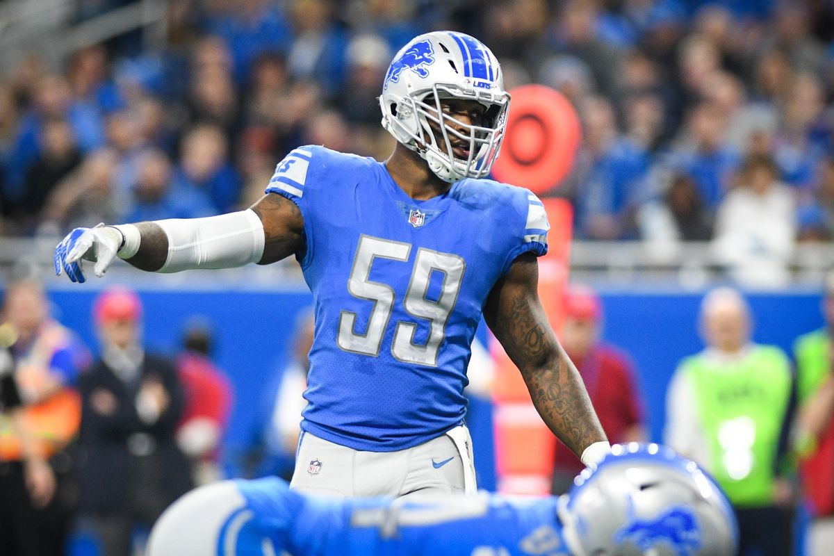 Detroit Lions 2017 Roster Review Did Tahir Whitehead Do