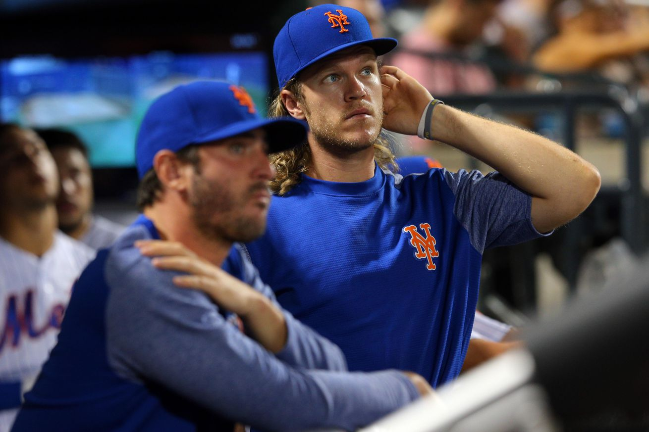 Noah Syndergaard lived long enough to see himself become the villain