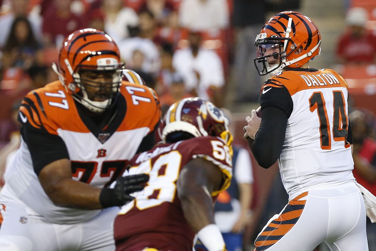 7 winners and 6 losers from Bengals' win over Redskins