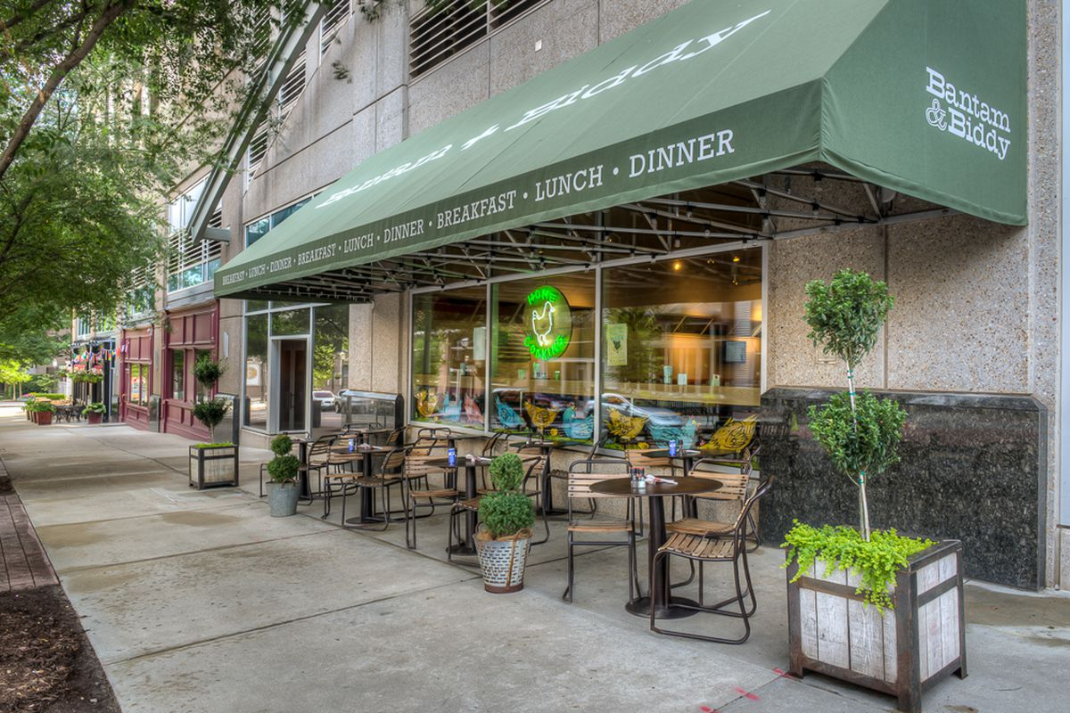 Bantam + Biddy in Midtown has shuttered and will become The Federal.