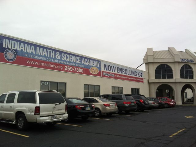 The Indiana Math and Science Academy North is one of three schools that are part of the ISMA network.