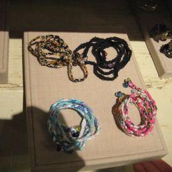 Same Sky wrap bracelets, $55 each