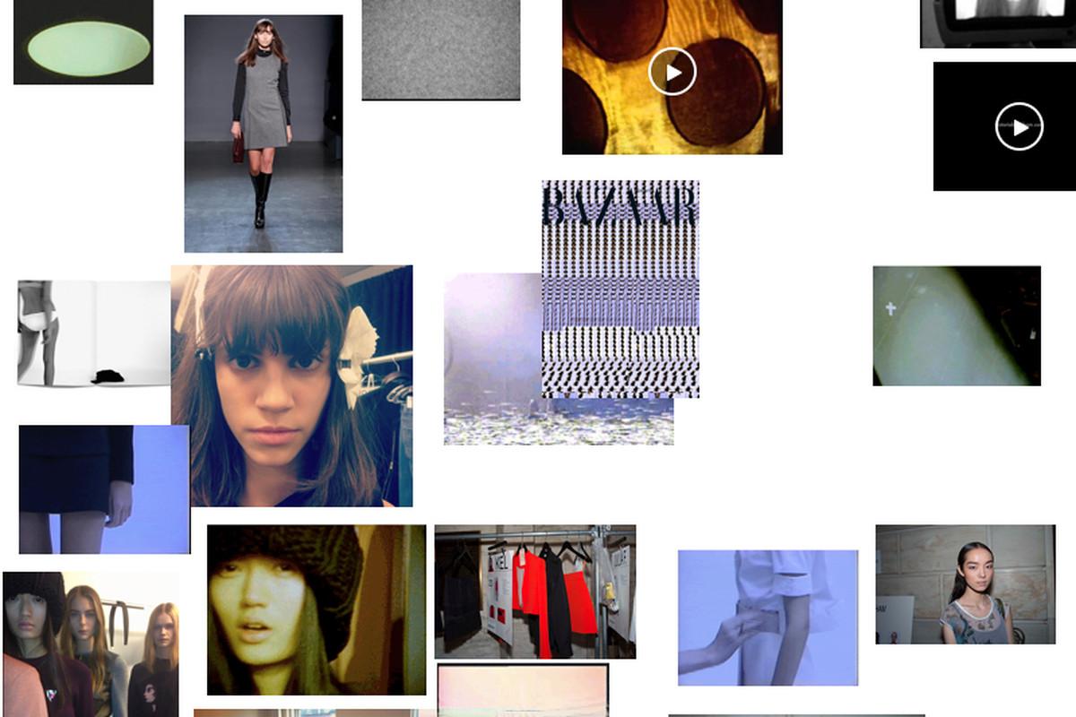 """Image via <a href=""""http://www.victoriabeckham.com/look"""">VictoriaBeckham.com</a>"""