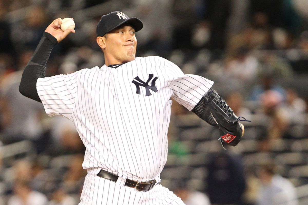 Freddy Garcia gets his first start since the end of April Monday night when the New York Yankees face the Tampa Bay Rays. Anthony Gruppuso-US PRESSWIRE