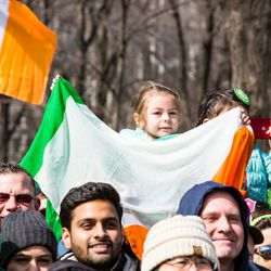 The 2018 Chicago St. Patrick's Day Parade, Saturday, March 17th, 2018. | James Foster/For the Sun-Times