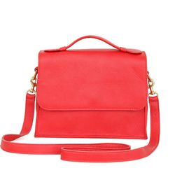 """For the hands-free bag lady: Constance crossbody bag, <a href=""""http://www.clarevivier.com/collections/all/products/constance"""">$353</a> at Clare Vivier"""