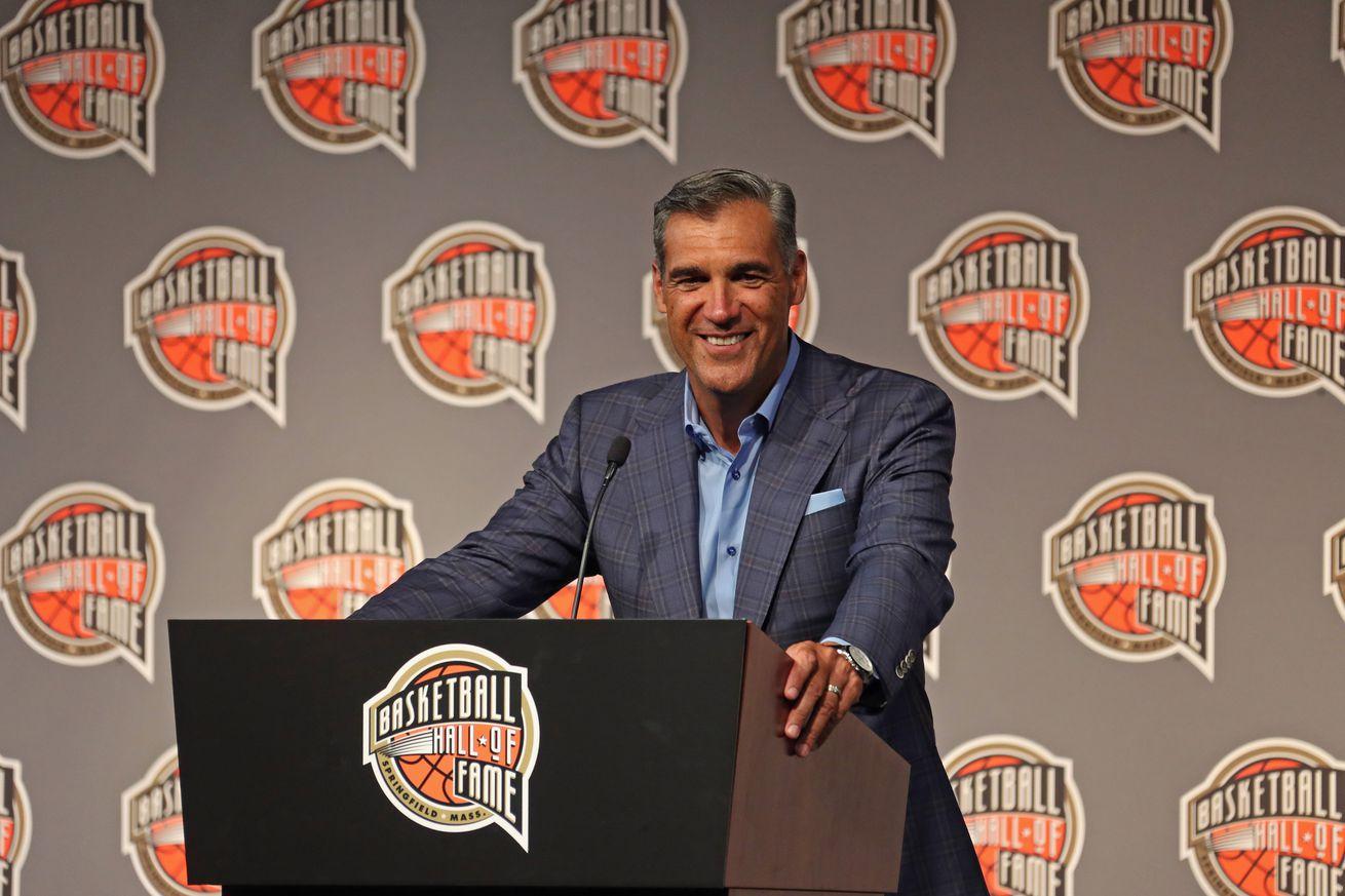 2021 Basketball Hall of Fame - Press Event