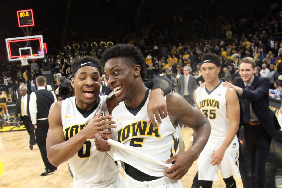 QUICK RECAP: Iowa Hawkeyes 85, Grambling State Tigers 74 ...
