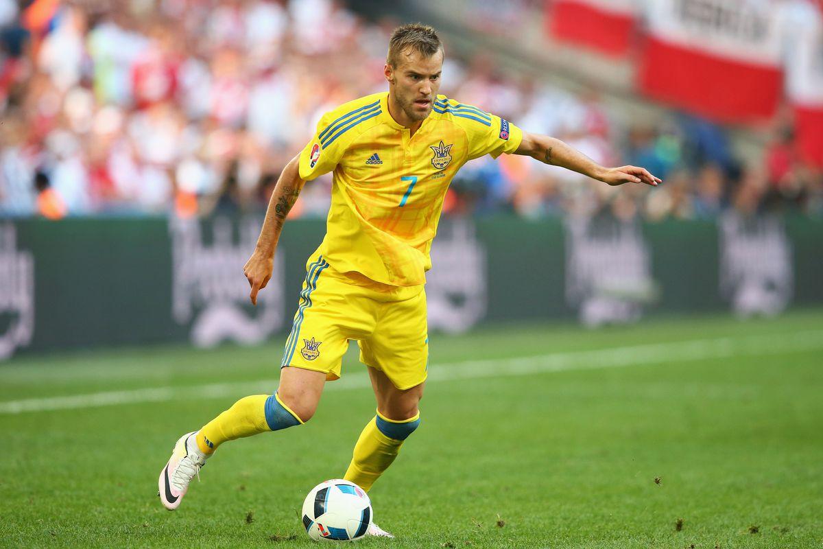 Andriy Yarmolenko scores a brace as Ukraine rolls Turkey Fear