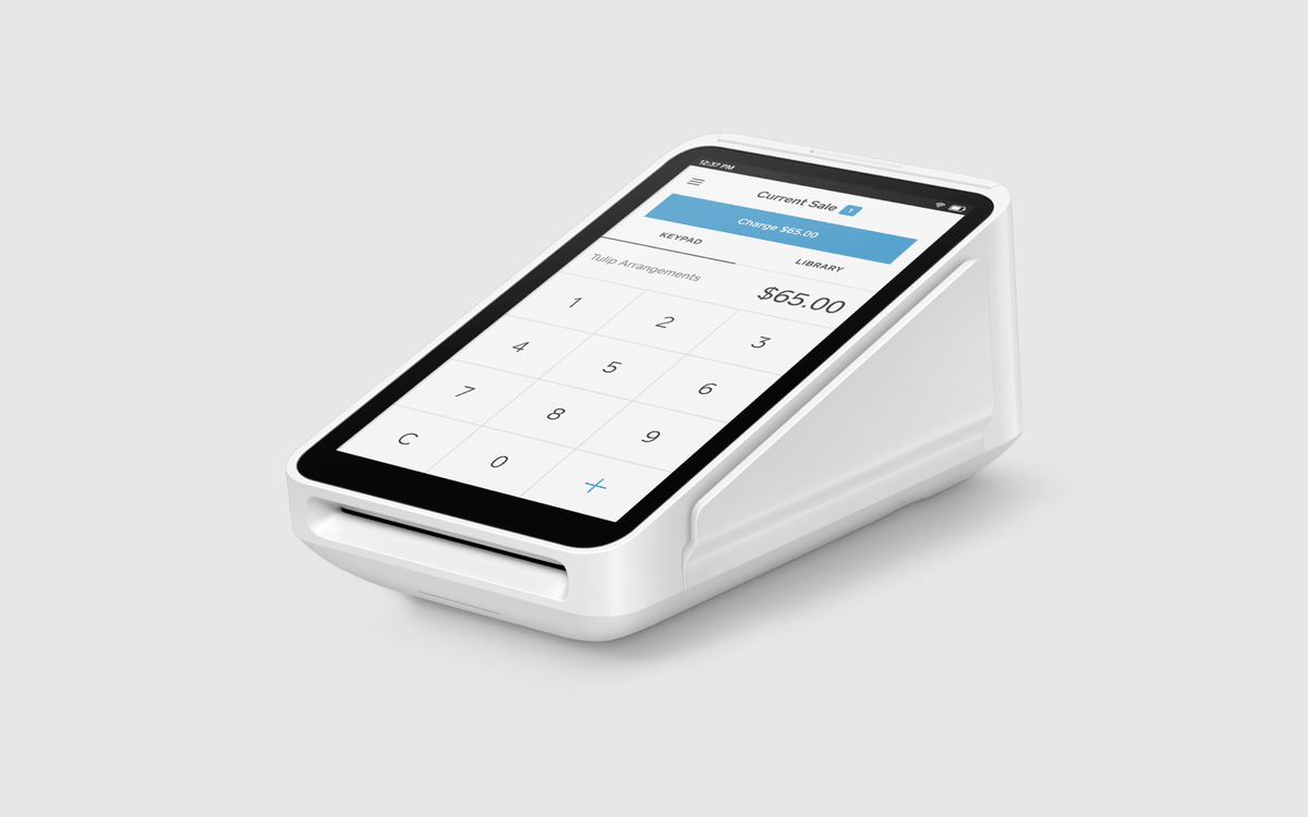 Square Launches Terminal An All In One Device For Card