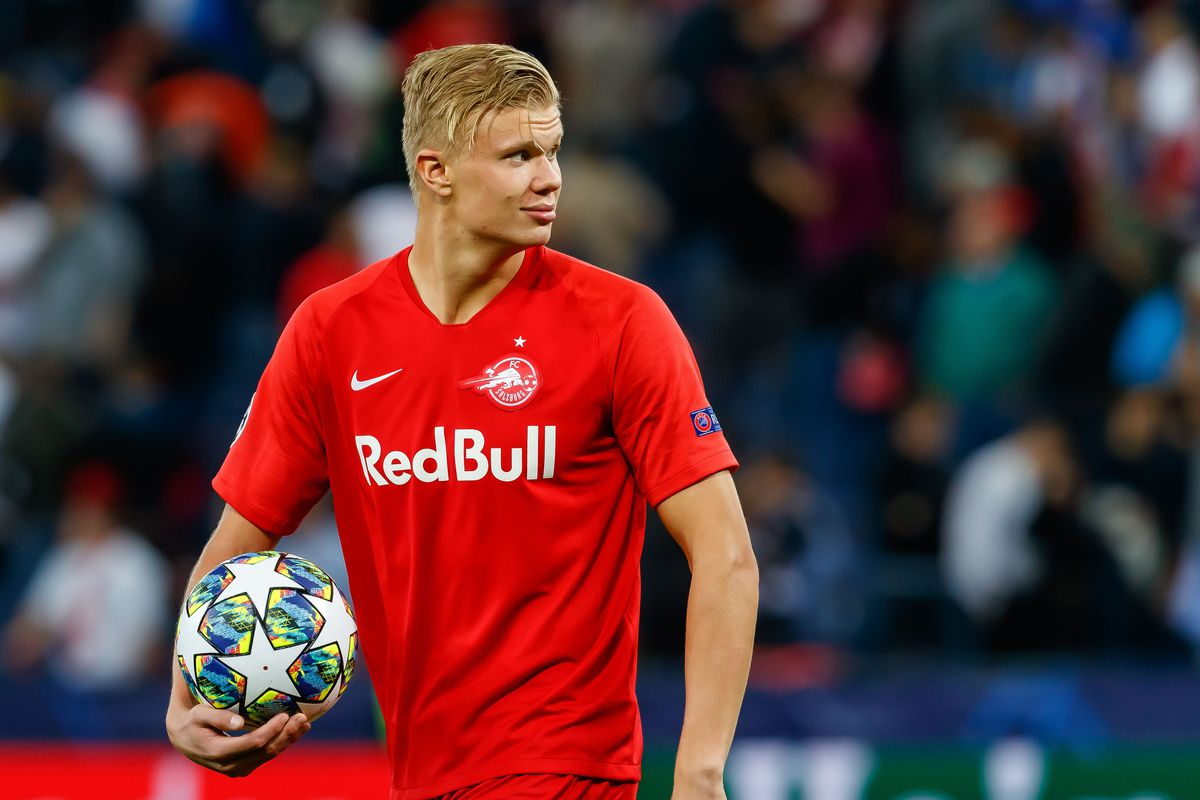 Erling Braut Haaland Scouted By Barcelona Report Barca Blaugranes
