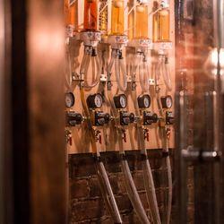 Look Inside Cold Room The Basement Cocktail Bar Under
