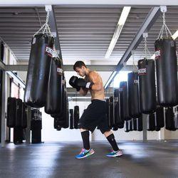 Guillermo Dapelo, Fight Club //