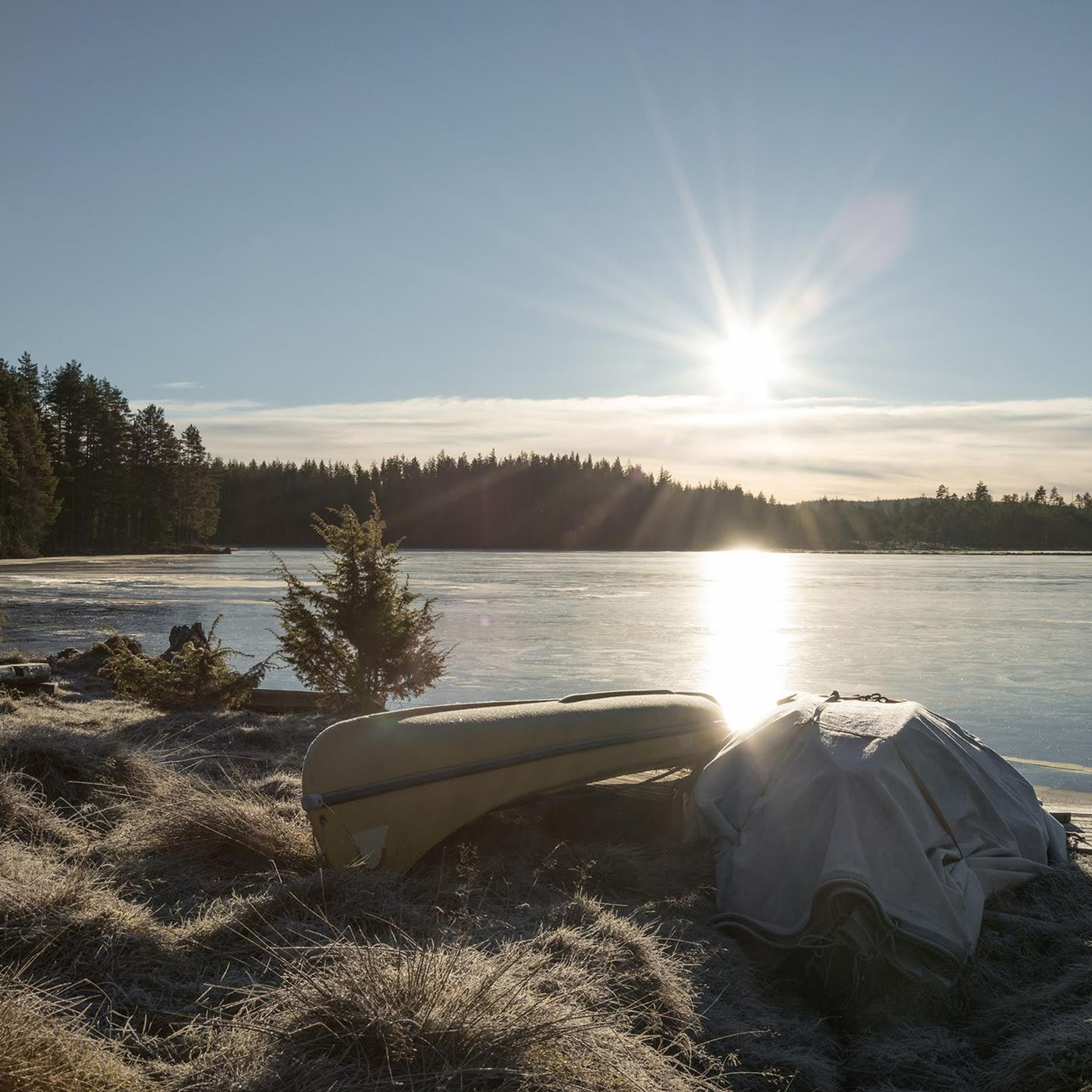 This is what a frozen lake sounds like - The Verge
