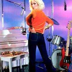Debbie Harry (Blondie), 1980