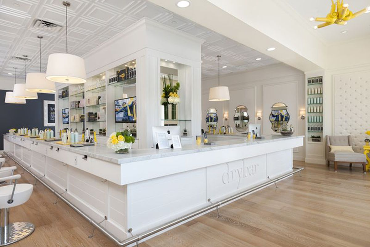 the drybar bill creates a blowout only cosmetology license racked