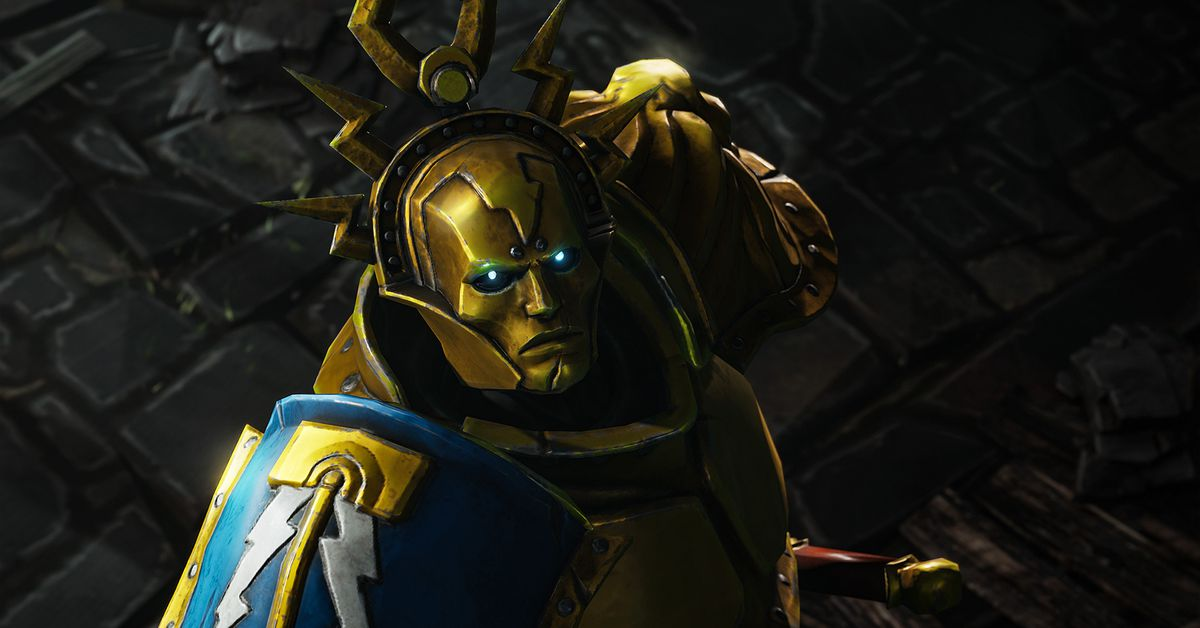 Hands on with Warhammer Age of Sigmar: Storm Ground for PC, consoles - Polygon